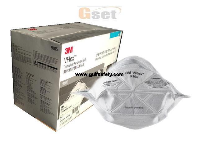 Equips Mask 3m Safety – Gulf 9105