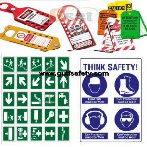 Safety Signs and Tags