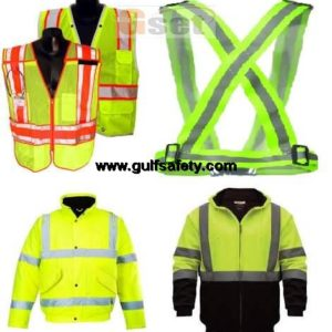 Safety West and Winter Jacket